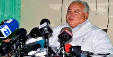Autoridades de Medicina legal de Cuba