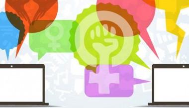 Sin escapar a sus peligros, las luchas por la igualdad de género encontraron en las redes sociales un canal de comunicación sin precedentes. Imagen: Zuin.