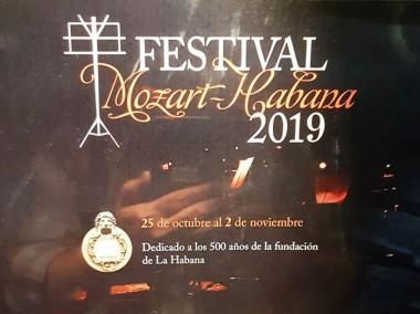 V Festival Mozart Habana