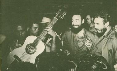 Fidel a los músicos