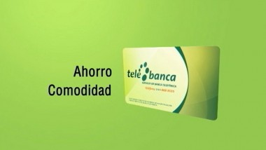 Banner alegórico a Telebanca