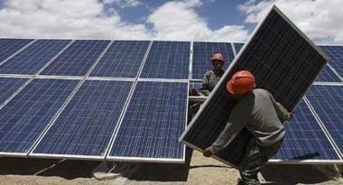 Se inician pruebas de funcionamiento en parque solar fotovoltaico cubano