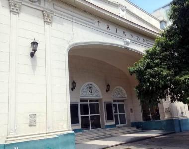 Cine-teatro Trianón: un toque distintivo