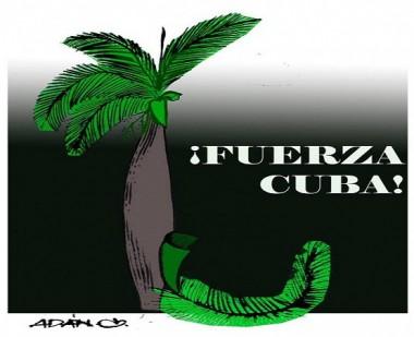 Fuerza Cuba!