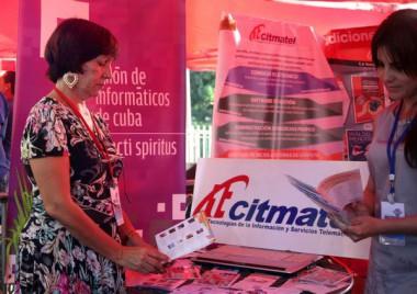Múltiples son las opciones para quienes vayan a disfrutar de la presente edición de la Feria Tecnológica La Guayabera 5.0, en Sancti Spíritus, Cuba