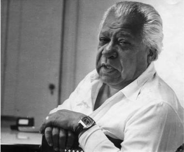 Poeta Nacional de Cuba, el camagüeyano Nicolás Guillén