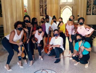 Orquesta Habana Camerata recibe Grand Prize en Estados Unidos