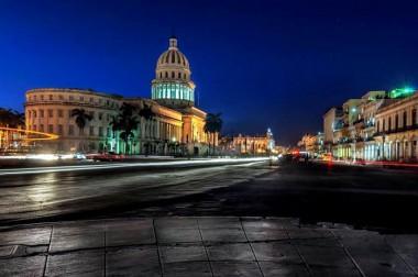 De noviembre a noviembre, la jubilosa Habana