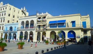 Centro Histórico de La Habana. Foto: IPS