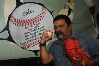 Humorista cubano Otto Ortiz