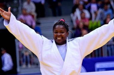 Campeona olímpica y mundial de judo en la división de más de 78 kilogramos, Idalis Ortiz