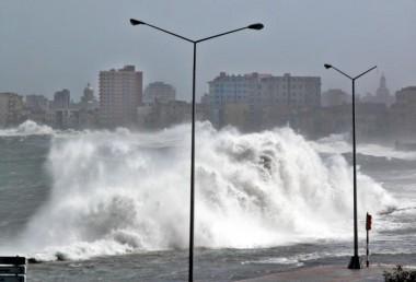 El pronóstico cubano indica que la temporada será activa, esperándose la formación en toda la cuenca del Atlántico tropical de 15 ciclones tropicales con nombre (reciben denominación una vez alcanzada la fase de tormenta tropical), de los cuales ocho podrían alcanzar la categoría de huracán. Foto: Otmaro Rodríguez