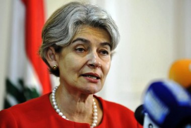 Irina Bokova,Directora general de la UNESCO
