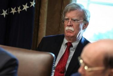 En la imagen, el asesor de seguridad nacional de la Casa Blanca, John Bolton. EFE/Archivo