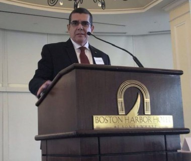 José Ramón Cabañas, embajador de Cuba en Washington