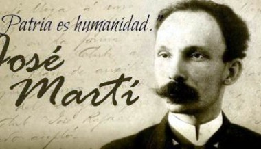 Héroe Nacional cubano José Martí