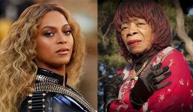 Dos divas, Beyonce y Juana la Cubana.