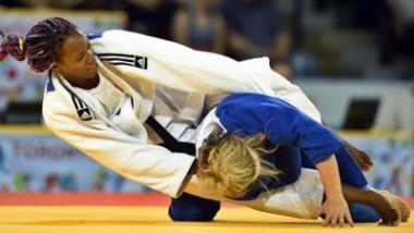 Judoca cubana Maylín del Toro
