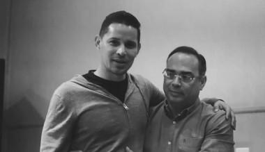 Gilberto Santa Rosa y Leoni Torres