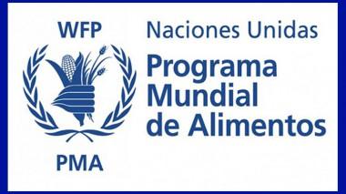 Logo Programa Mundial de Alimentos