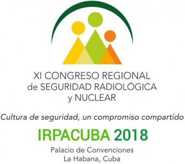 Logo del Congreso Regional de Seguridad Radiológica y Nuclear