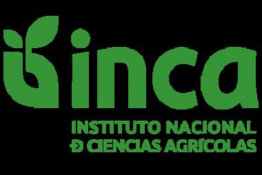 Logo del  Instituto Nacional de Ciencias Agrícolas