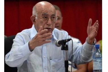 Vicepresidente cubano Jose Ramón Machado Ventura