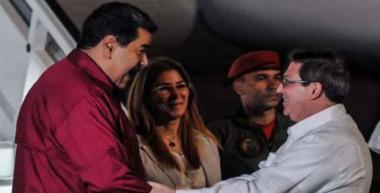 El presidente de Venezuela, Nicolás Maduro, cumplirá este sábado en La Habana una intensa agenda.Foto:PL