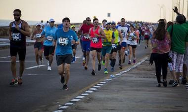 media maratón Cacahual-Ciudad Deportiva
