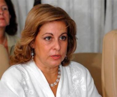 Ministra de Justicia de Cuba , María Esther Reus