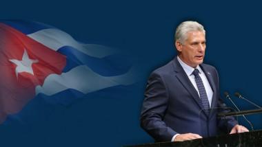 Díaz-Canel interviene en debate de la Asamblea General de la ONU