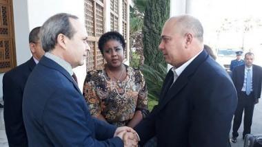 Dr. Roberto Morales Ojeda, Ministro de Salud Pública de Cuba