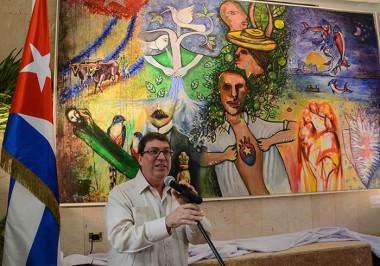 Resistencia contra el bloqueo, el sentir del pueblo cubano desde la plástica