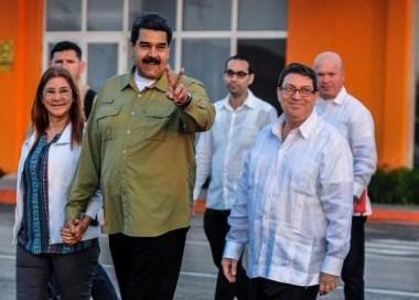 Nicolás Maduro concluye visita oficial a Cuba