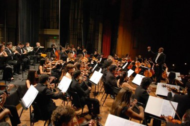 La Orquesta Sinfónica Nacional de Cuba