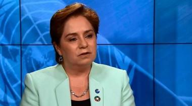 Patricia Espinosa, Secretaria Ejecutiva de la la Convención Marco de las Naciones Unidas sobre el Cambio Climático (CMNUCC)