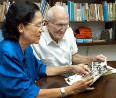 José Ramón Fernández y Asela de los Santos