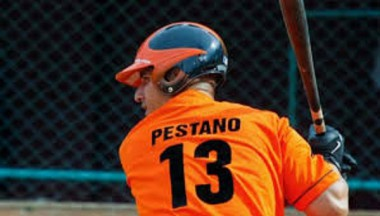 Pelotero cubano Ariel Pestano