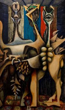 El oráculo, de Roberto Diago. Foto: Diago, Roberto