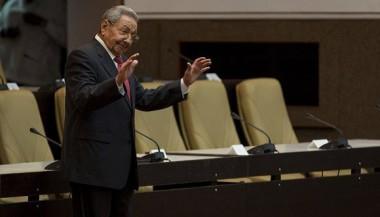 Raúl hoy en la Asamblea Nacional del Poder Popular. Foto: Irene Pérez/ Cubadebate.