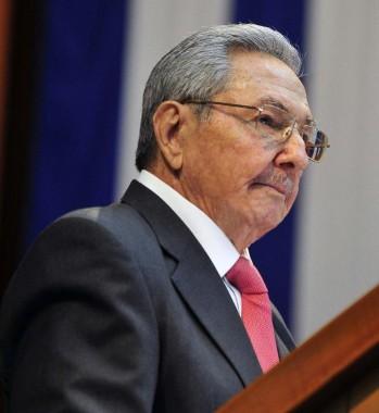 General de Ejército Raúl Castro Ruz, Primer Secretario del Comité Central del Partido Comunista de Cuba