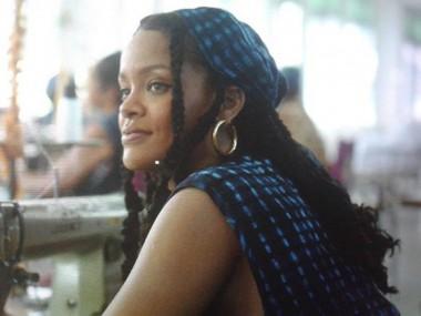 Rihanna en Cuba. Foto: Cuba Travel Network/ Facebook.