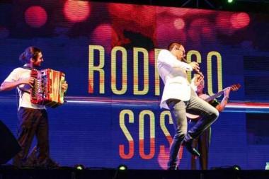 músico argentino Rodrigo Sosa