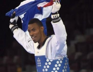 taekwondoca cubano Rafael Alba
