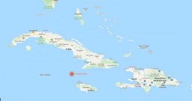 Fuerte temblor de tierra sacude a Cuba y el Caribe