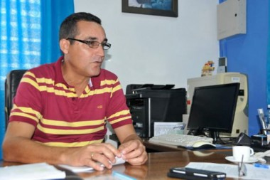 Delegado del ministerio del Turismo en Cienfuegos, José Enrique González