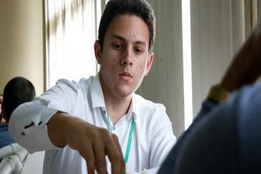 destacado ajedrecista cubano Carlos Daniel Albornoz