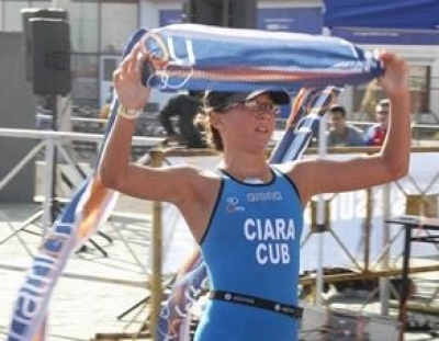 triatleta cubana
