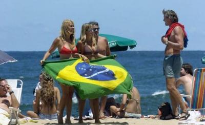 turistas brasil