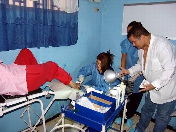 ulcera pie diabetico g
